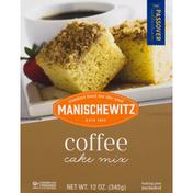 Manischewitz Cake Mix, Coffee