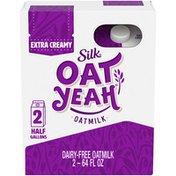 Silk Oat Yeah™ The Extra Creamy One Dairy-Free Oatmilk