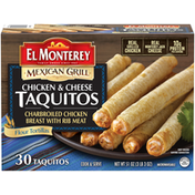 El Monterey Taquitos, Chicken & Cheese, Mexican Grill