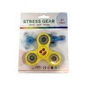 Stress Gear Emoji Fidget Spinner