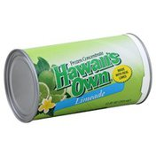 Hawaiis Own Frozen Concentrate, Limeade