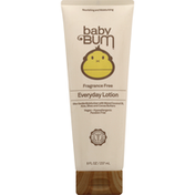 Baby Bum Everyday Lotion, Fragrance Free