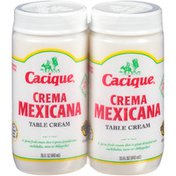 Cacique Crema Mexicana