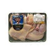 Smart Chicken Organic Whole Cut-Up Chicken