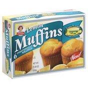 Little Debbie Muffins, Lemon