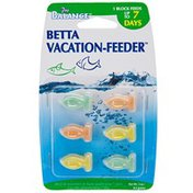 Penn-Plax 7 Day Betta Blocks Vacation Fish Feeder