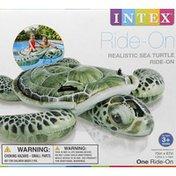 Intex Realistic Sea Turtle Inflatable Pool Float