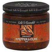 Sable&Rosenfeld Dip, Smokey, 4 Pepper & Olive