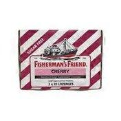 Fisherman's Friend Menthol Cough Suppressant Lozenges, Cherry