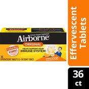 Airborne® Effervescent Tablet