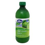PICS Lime Juice