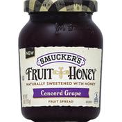 Smucker's Fruit & Honey Concord Grape Fruit Spread
