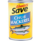 Always Save Jack Mackerel