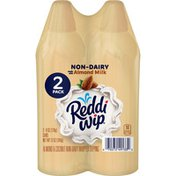 Reddi-wip Non Dairy Whipped Topping Made With Almond Milk