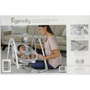 Ingenuity Swing, Portable, Convertme Swing-2-Seat