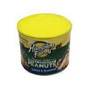 Hampton Farms Salted & Roasted Extra Crunchy Peanuts