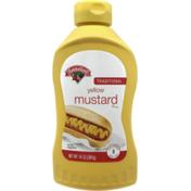 Hannaford Traditional Yellow Mustard