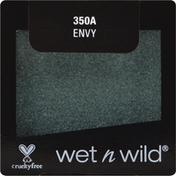 wet n wild Eyeshadow, Single, Envy 350A