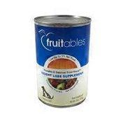 Fruitables Pumpkin & Oatmeal SuperBlend Pet Weight Loss Supplement