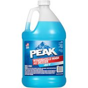 Peak Deicer -20F Windshield Wash