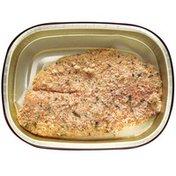 Wegmans Herb Crusted Tilapia