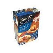 Savoritz Sea Salt Pita Cracker