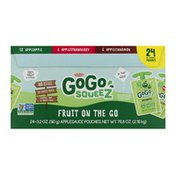 GoGo Squeez Variety Pack