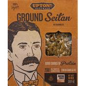 Upton's Naturals Seitan, in Crumbles, Ground