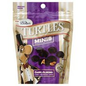 Turtles Nut Clusters, Caramel, Dark ~ Almond, Minis