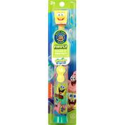 Firefly Powered Toothbrush, Spongebob Squarepants, Soft