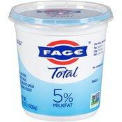 FAGE Total Milkfat Greek Strained Yogurt