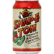 Snap-E-Tom Tomato & Chile Cocktail