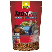 Tetra Extra Large Color Cichlid Food Pellets