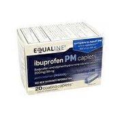Equaline Ibuprofen PM, Coated Caplets