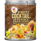 SB Fruit Cocktail, in Pear Juice, from Concentrate