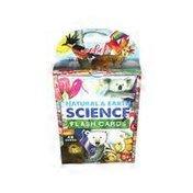 eeBoo Natural & Earth Science 48 Flash Cards Set