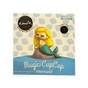 Supreme Housewares Mermaid Silicone Magic Cup Cap