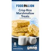 Food Lion Marshmallow Treats, Crisp Rice