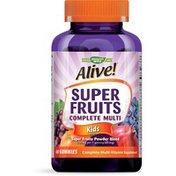 Nature's Way Alive Super Fruits Kid's Multi Gummies