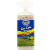 Paskesz Rice Cake Squares, Ultra-Thin, Salt Free