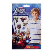 Marvel Avengers Assemble Tattoos - 75 CT