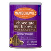 Manischewitz Macaroons Chocolate Nut Brownie