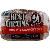 Aunt Millie's Bread, Honey & Crunchy Oat