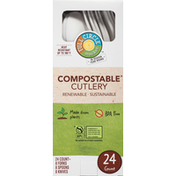 Full Circle Cutlery, Compostable