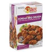 Crazy Cuizine BBQ Chicken, Korean Inspired