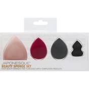 Japonesque Beauty Sponge Set