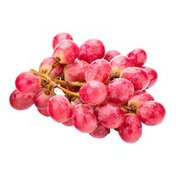 Organic Red Grapes Package