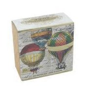 Michel Design Works Little Soap in Hot Air Balloons Design Box