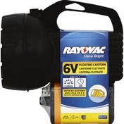 Rayovac Floating Lantern, 6V