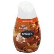 Renuzit Air Freshener, Gel, Hello Pumpkin